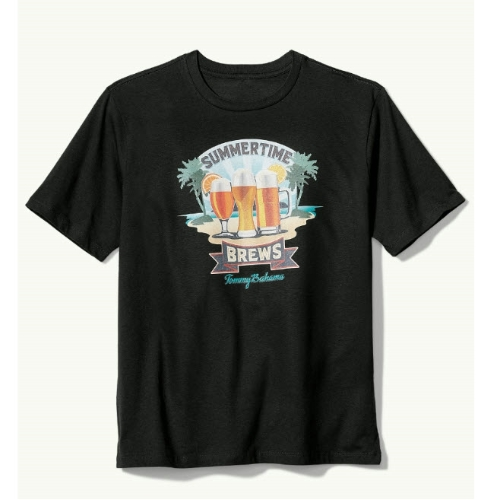 Tommy Bahama Summertime Brews T-Shirt Thumbnail