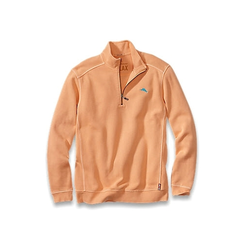 Tommy Bahama Antigua Half-Zip Sweatshirt Thumbnail