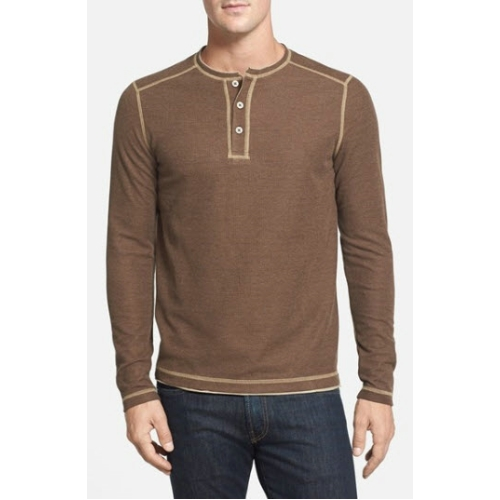 Tommy Bahama Grand Thermal Henley Thumbnail