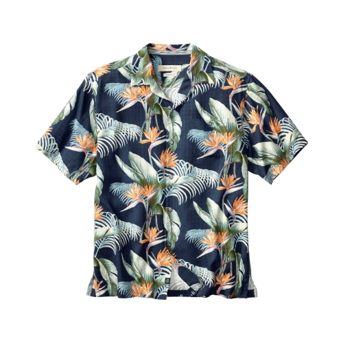 Tommy Bahama Cool, Palm, Collected Camp Shirt Thumbnail