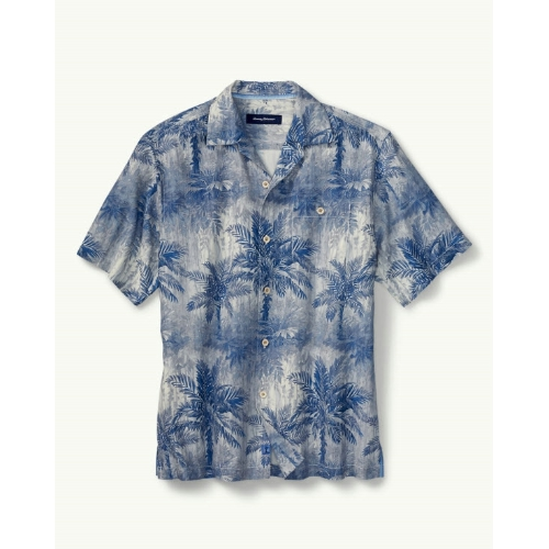 Tommy Bahama Lindos Palms Camp Shirt Thumbnail