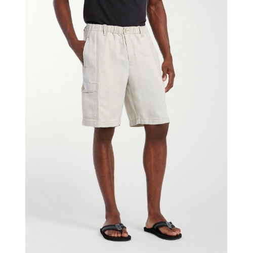 Tommy Bahama Linen the Dream Cargo Shorts Thumbnail