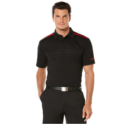 Callaway Golf Embossed Color Block Shirt Thumbnail