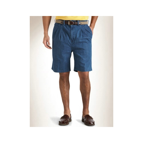 Creekwood Elastic-Waist Denim Shorts Thumbnail