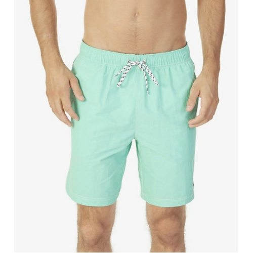 Nautica Solid Swim Trunks Thumbnail