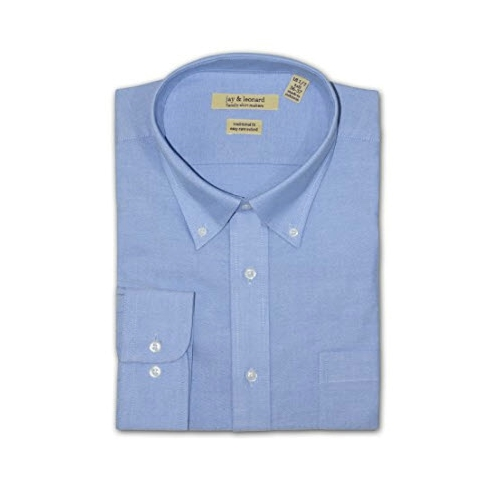 Jay & Leonard Oxford Dress Shirt Thumbnail