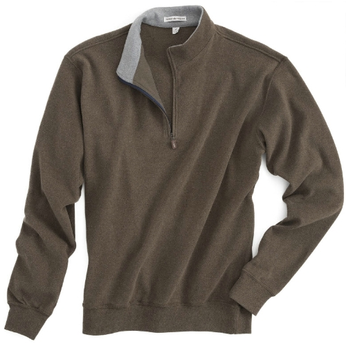 Peter Millar Fleece Quarter-Zip Pullover Thumbnail