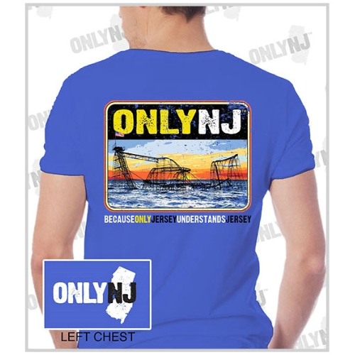 Sandy Coaster T-Shirt Thumbnail