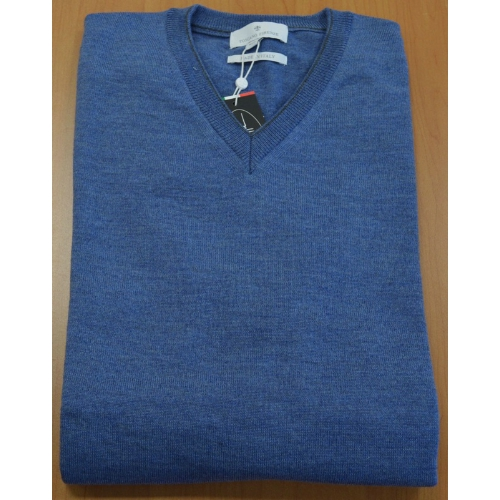 TOSCANO V-NECK SWEATER Thumbnail