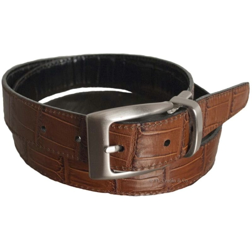 Brighton Reversible Croco Belt Thumbnail