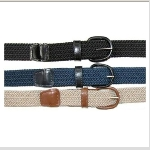 Canterbury Braided Elastic Stretch Belt Thumbnail