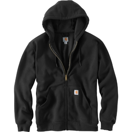 Carhartt Thermal Lined Zip-Front Sweatshirt Thumbnail