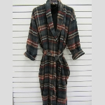 Majestic Log Cabin Robe Thumbnail