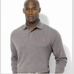 Polo Classic-Fit Long-Sleeved Polo Thumbnail