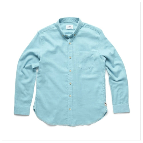 Surfside Supply Solid Slub Shirt Thumbnail