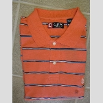 Chaps Seashore Striped Polo Thumbnail