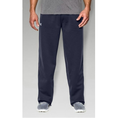 Under Armour Fleece Open Bottom Team Pants Thumbnail