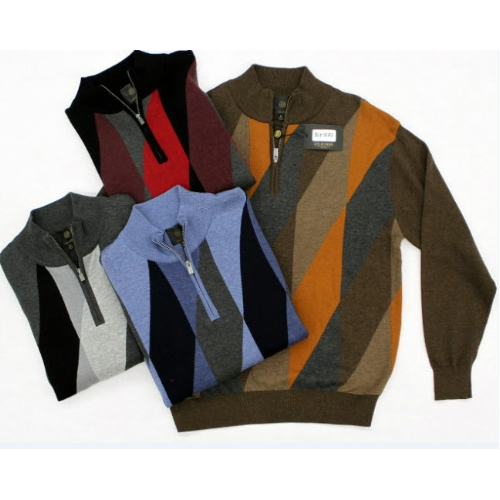 F/X Fusion Quarter Zip Sweater Thumbnail