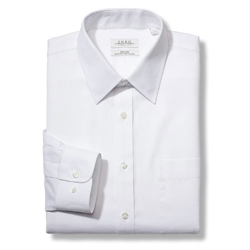 Enro Non-Iron Point Collar Dress Shirt Thumbnail