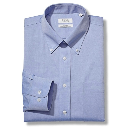 Enro Non-Iron Button Down Dress Shirt Thumbnail