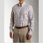 Cutter & Buck Golden Beach Plaid Sportshirt Thumbnail