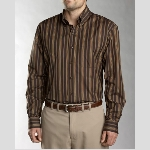 Cutter & Buck Moorland Stripe Shirt Thumbnail