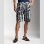 Cutter & Buck Surf Plaid Shorts Thumbnail