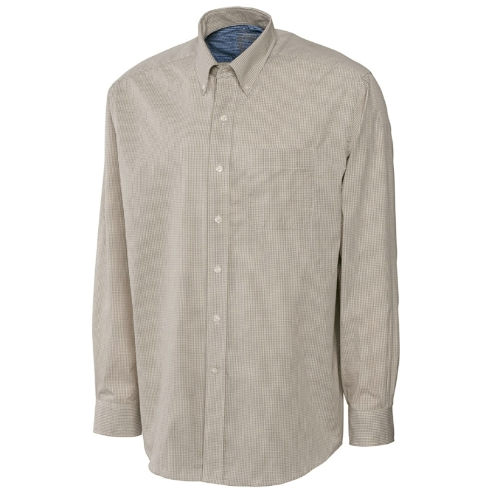 Cutter & Buck Gingham Check Sportshirt Thumbnail