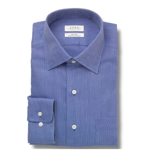 Enro Non-Iron Meadow Solid Dress Shirt Thumbnail