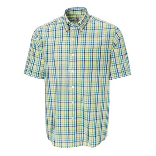 Cutter & Buck Lawton Plaid Sportshirt Thumbnail