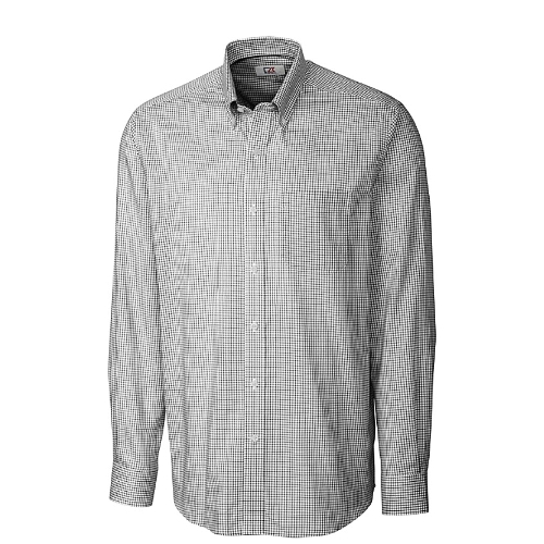 Cutter & Buck Easy Care Tattersall Shirt Thumbnail