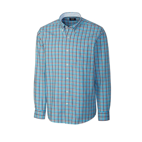 Cutter & Buck Spring Hill Plaid Sportshirt Thumbnail