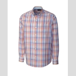 Cutter & Buck Kiting Surf Plaid Sportshirt Thumbnail