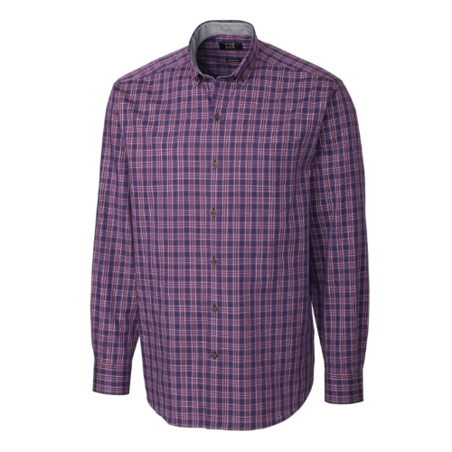 Cutter & Buck Joshua Plaid Sportshirt Thumbnail