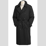 Ralph Lauren Double Breasted Trench Coat Thumbnail