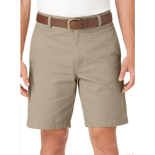 Chaps Flat Front Twill Short Thumbnail
