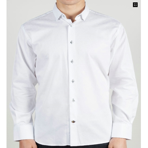 Luchiano Visconti Long Sleeve Sportshirt Thumbnail