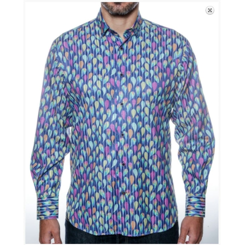 Luciano Visconti Long Sleeve Sportshirt Thumbnail
