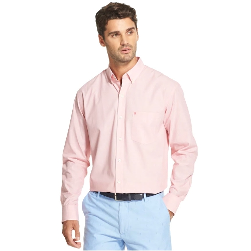 Izod Premium Essentials Button Down Shirt Thumbnail