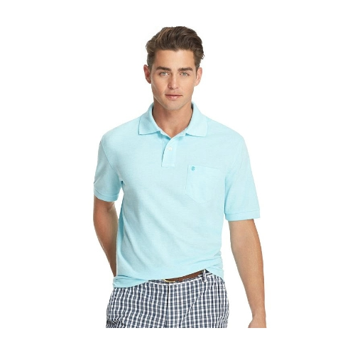 Izod Solid Oxford Polo Thumbnail