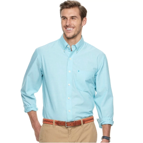 Izod End on End Stretch Sportshirt Thumbnail