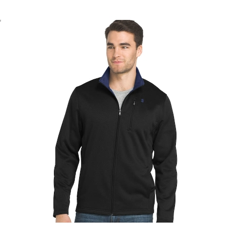 Izod Spectator Full-Zip Fleece Jacket Thumbnail