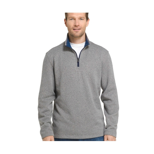 Izod Quarter-Zip Spectator Sweater Thumbnail