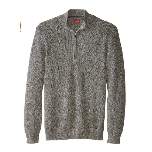 Izod Cotton Shaker Sweater Thumbnail