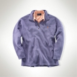 Polo French-Rib Fleece Half Zip Thumbnail