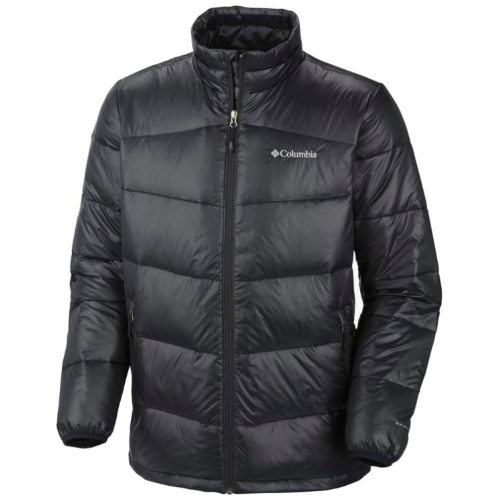 Columbia Turbodown Down Winter Jacket Thumbnail