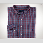 Polo Classic-Fit Plaid Oxford Thumbnail