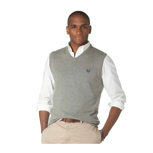 Chaps Eagle Brooke Sweater Vest Thumbnail