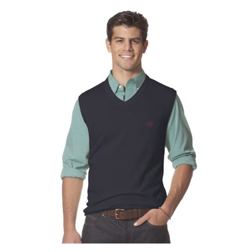 Chaps Winstead Sweater Vest Thumbnail