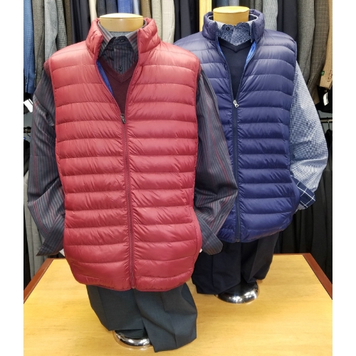 F/X Fusion Packable Down Vest Thumbnail